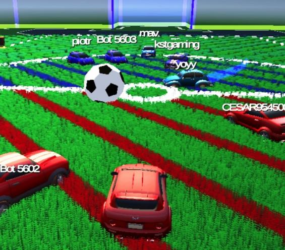 Рокетбол.io - Rocket league