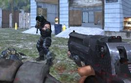 Игра Counter Strike 3D 3D