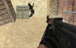 Игра Counter Strike: Dust 2 3D