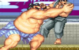 Игра Street Fighter II
